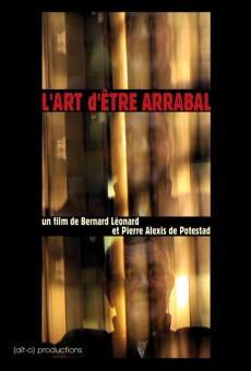 L'art d'être Arrabal