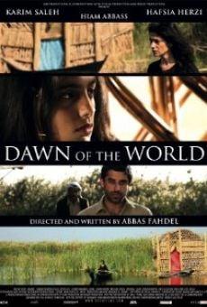Watch L'aube du monde online stream