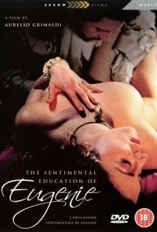 Ver película L'educazione sentimentale di Eugénie