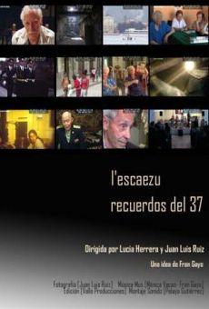 Ver película L'escaezu. Recuerdos del 37