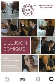 Ver película L'illusion comique