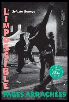 L'Impossible - Pages arrachées online
