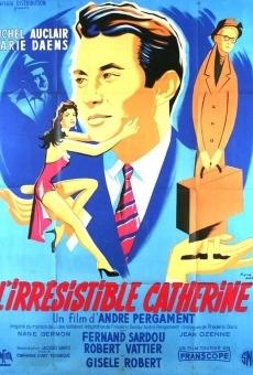 Ver película La irresistible Catherine