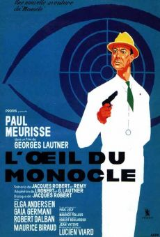 L'oeil du monocle on-line gratuito