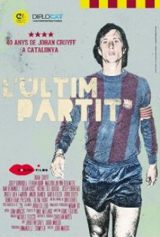 Watch L'últim partit. 40 anys de Johan Cruyff a Catalunya online stream