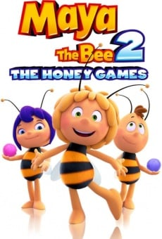 Maya the Bee: The Honey Games Online Free