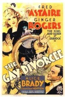 The Gay Divorcee on-line gratuito