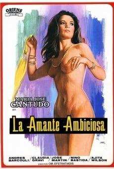 Ver película La amante ambiciosa