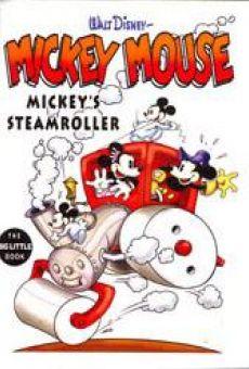 Ver película La apisonadora de Mickey