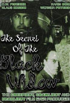 Le secret de la veuve noire