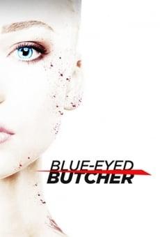 Ver película La asesina de ojos azules