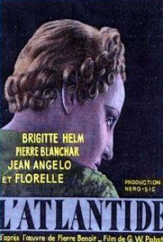 Ver película La Atlántida