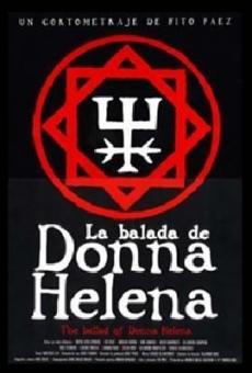 Ver película La balada de Donna Helena