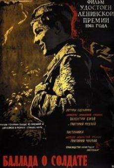 Ver película La balada del soldado
