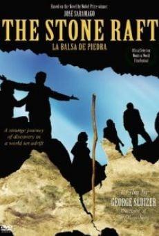 Ver película La balsa de piedra