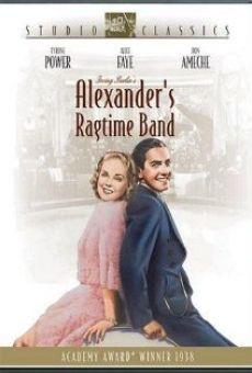 Ver película La banda de Alexander