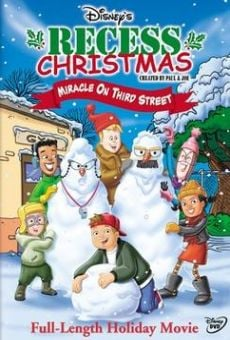 Recess Christmas: Miracle on Third Street on-line gratuito
