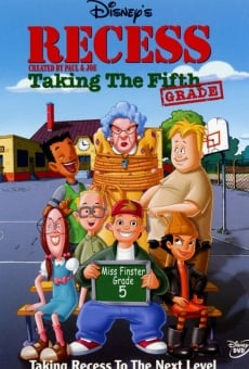 Recess: Taking the Fifth Grade online