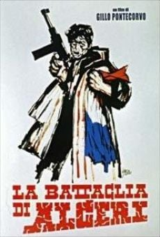 Ver película La batalla de Argel