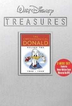Donald's Snow Fight online