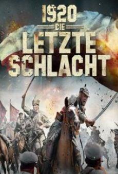 La batalla de Varsovia online gratis