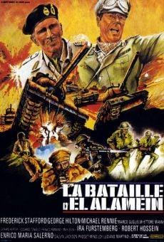 Ver película La batalla del Alamein