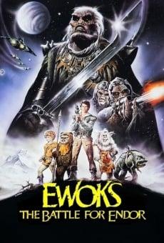 Ver película La batalla del planeta de los Ewoks