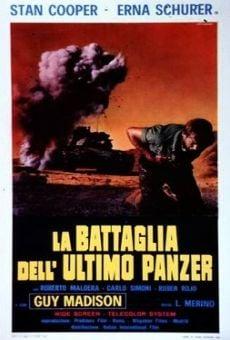 Ver película La batalla del último Panzer