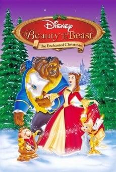 La bella e la bestia: Un magico Natale online