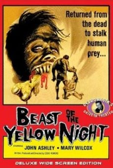 Ver película La bestia de la noche amarilla