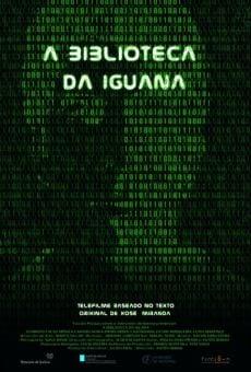 A biblioteca da iguana