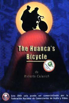 Ver película La bicicleta de los Huanca
