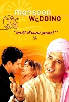 Película: La boda del Monzón