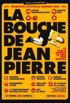 La bouche de Jean-Pierre online