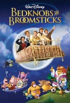 Bedknobs & Broomsticks on-line gratuito