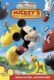 Mickey's Great Clubhouse Hunt on-line gratuito