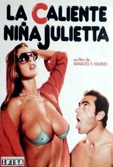 Ver película La caliente niña Julieta