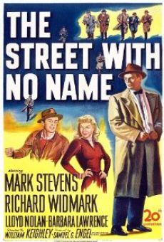 La calle sin nombre online gratis