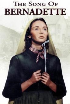 Ver película La canción de Bernadette
