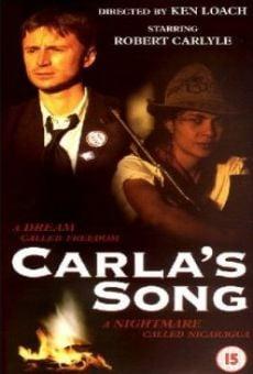 Ver película La canción de Carla