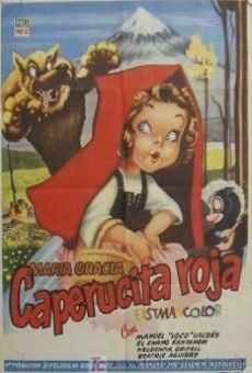 Ver película La caperucita roja