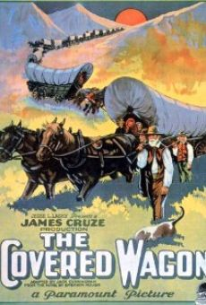 Ver película La caravana de Oregón
