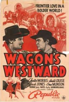 Wagons Westward on-line gratuito