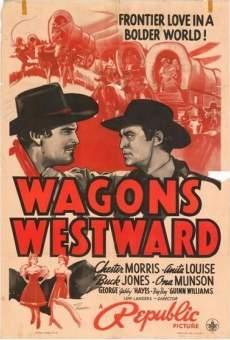 Ver película La caravana del Oeste