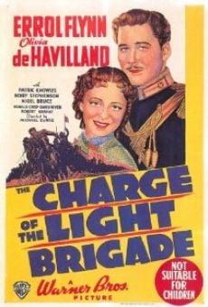 Ver película La carga de la brigada ligera