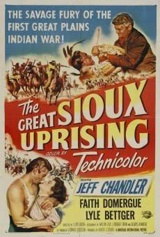 Ver película La carga de los indios sioux