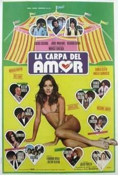Ver película La carpa del amor