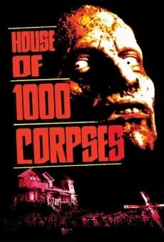Ver película La casa de los 1000 cadáveres