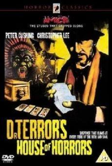 Ver película La casa de los horrores del Dr. Terror