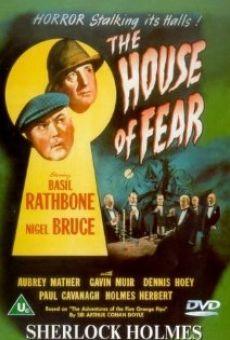 Ver película La casa del miedo